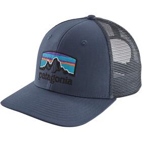 Patagonia Fitz Roy Horizons Trucker Cap dolomite blue